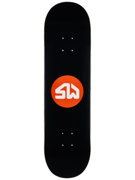 bf37bc24 Skate Warehouse Icon Deck 7.5 x 31.125