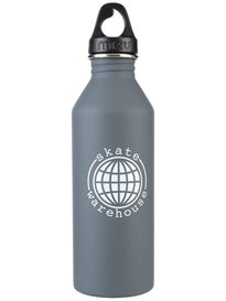 Skate Warehouse x Mizu Water Bottle Gray
