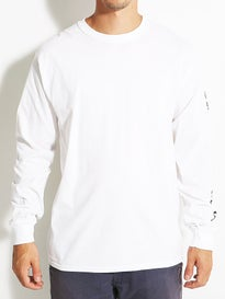 Skate Warehouse Old English Longsleeve T-Shirt
