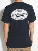 Skate Warehouse Original Oval T-Shirt