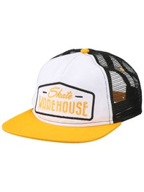 Skate Warehouse Roth Mesh Snapback Hat