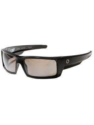Spy General Black-Happy Brz Polar/Blk Mirror Lens