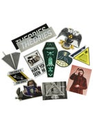 Theories Assorted Stickers 13 Pack