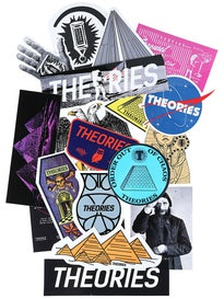 Theories Classic Sticker Pack (18 Stickers)