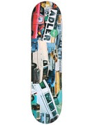 Traffic Adler Traffic Jam Deck 8.125 x 31.75