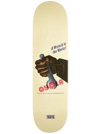 Traffic Oyola Working Class Deck 8.5 x 32