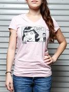 Thrasher Girls Boyfriend V-Neck T-Shirt