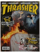 Thrasher Magazine Feb. 2014 + Hell of a Year 2013 DVD