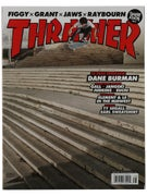 Thrasher Magazine August 2013