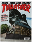 Thrasher Magazine August 2014