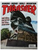 Thrasher Magazine August 2014