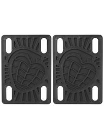 Thunder Black Riser Pads 1/8\ Black