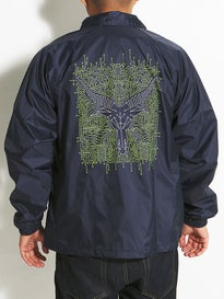 Thrasher Circuit Goat Coach Jacket