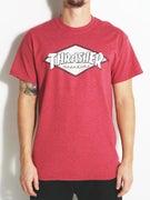 Thrasher OG Diamond Logo  Shirt