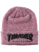 Thrasher Embroidered Logo Beanie