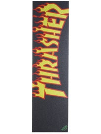 Thrasher Flame Logo Griptape by Mob