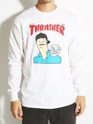 Thrasher Gonz Cover Longsleeve T-Shirt