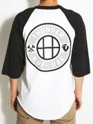 Thunder x Huf Mainline 3/4 Sleeve T-Shirt