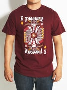 Thrasher King Of Diamonds T-Shirt