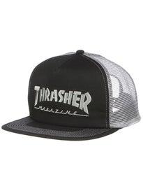 Thrasher Logo Mesh Hat
