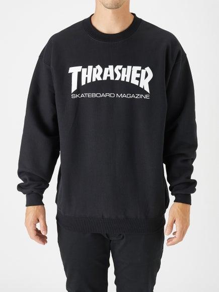 3e889543488f Thrasher Skate Mag Crewneck Sweatshirt