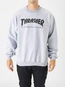 Thrasher Skate Mag Crewneck Sweatshirt
