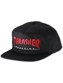 Thrasher Magazine Logo Two-Tone Hat