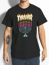 Thrasher Menorah T-Shirt