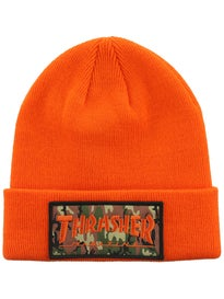 Thrasher Patch Beanie