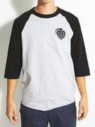 Thunder Stock Grenade 3/4 Sleeve T-Shirt