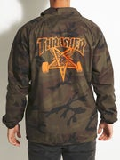 Thrasher Skate Goat Coach Jacket