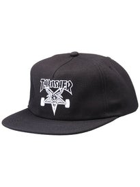 Thrasher Skate Goat Unstructured Snapback Hat