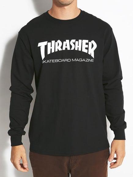 e55bffd4cb7a Thrasher Skate Mag Longsleeve T-Shirt