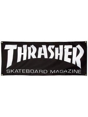Thrasher Skate Mag Banner