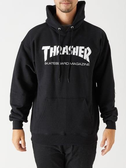 Thrasher Skate Mag Hoodie f9aa902fb