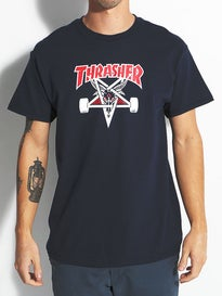 Thrasher Two-Tone Skate Goat T-Shirt