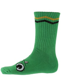 Toy Machine Angry Turtle Crew Socks