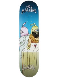 Toy Machine Carpenter Last Supper Deck 8.0 x 32