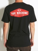 Toy Machine Business T-Shirt
