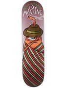 Toy Machine Marks Serape Deck 8.0 x 31.63