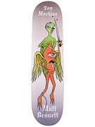 Toy Machine Bennett TB Rider Deck 8.0 x 31.25