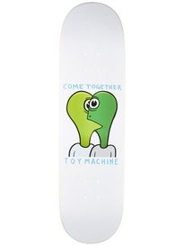 Toy Machine Come Toghether Deck 8.125 x 31.75