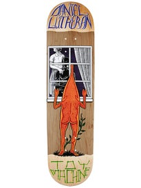 Toy Machine Lutheran Peeping Toy Deck 8.125 x 31.38