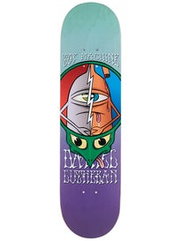 Toy Machine Lutheran Turtlehead Tye Dye Deck 8.0 x 32