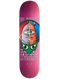 Toy Machine Lutheran Turtlehead Tye Dye Deck 8.25x31.75