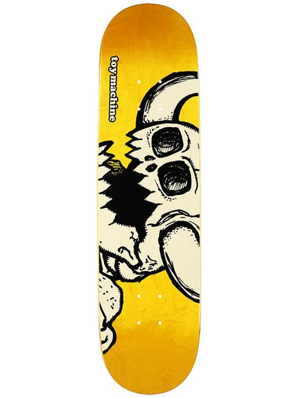 Toy Machine Dead Vice Monster Deck 8.0 x 31.75