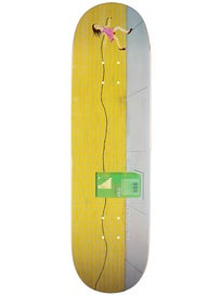 Toy Machine Templeton Art Board Deck 8.5 x 32.63