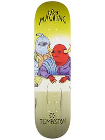 Toy Machine Templeton Last Supper Deck 8.375 x 32.28