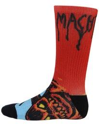 Toy Machine Hell Monster Crew Socks