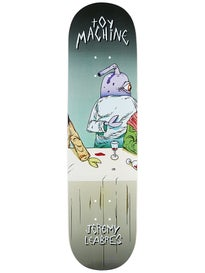 Toy Machine Leabres Last Supper Deck 8.125 x 31.75